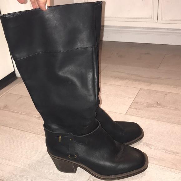 "3249eaef489f XOXO riding boots ""Marisa"" size 9 gently used. M 5bdf88d9c2e88ed05044aaa5"